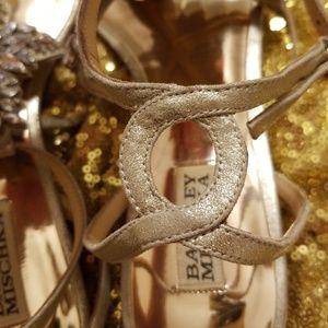 f56546089007 Badgley Mischka Shoes - Badgley Mischka Cara II Rhinestone Sandal 10